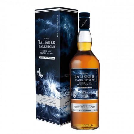 Whisky Sinlge Malt Talisker Dark Storm 45.8 % - 1000 ml