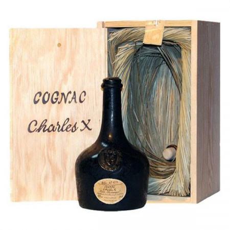 Cognac Lheraud Charles X 700 ml