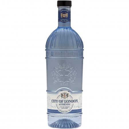 Gin City Of London, London Dry Gin, 41.3%, 700 ml