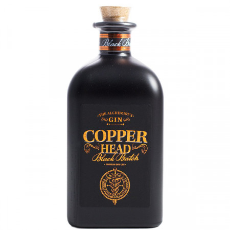 Gin Copperhead Black Batch 500 ml