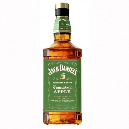 Lichior JACK DANIEL'S APPLE, 35%, 700 ml