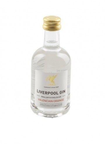 Liverpool Orange Gin - 50 ml