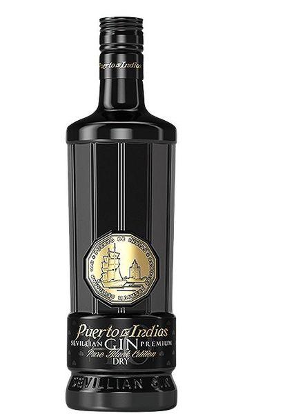 Puerto de Indias Black Edition Gin - 700 ml
