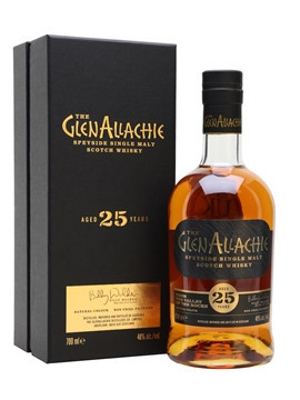 Single Malt Whisky Glenallachie 25 ani - 48 % - 700 ml