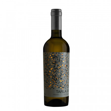 Vin alb sec, Tarla 201, Chardonnay Baricat, 750 ml