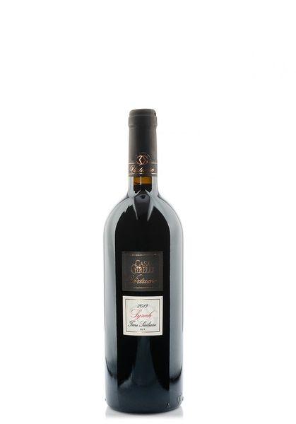 Vin Casa Girelli, Virtuoso, IGT Sicilia, Syrah - 750 ml