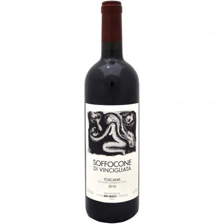 Vin Rosu Bibi Graetz Soffocone di Vincigliata Toscana IGT, 750 ml
