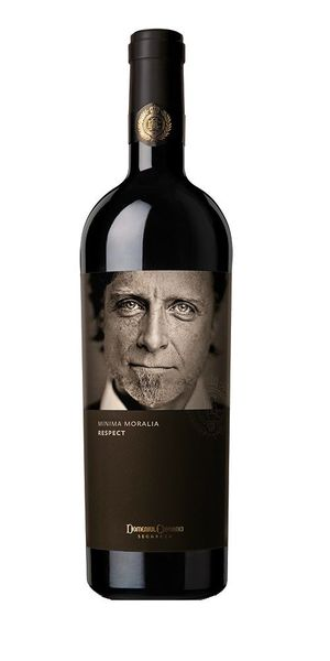 Vin rosu sec Minima Moralia Respect - , 750 ml