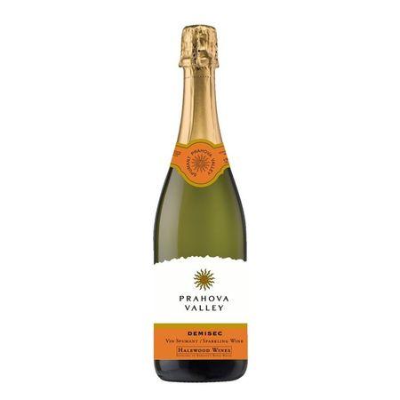 Vin spumant Prahova Valley Demisec - 12 % - 750 ml