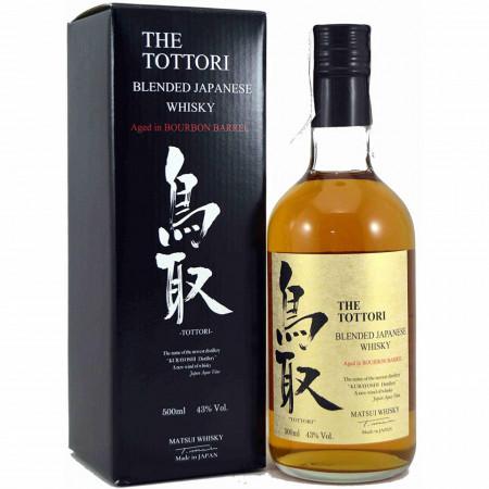 Tottori Blended Bourbon Barrel