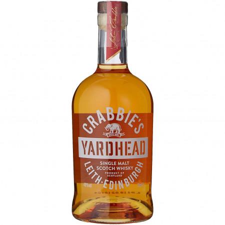 Whisky single malt Yardhead 40%, 700 ml