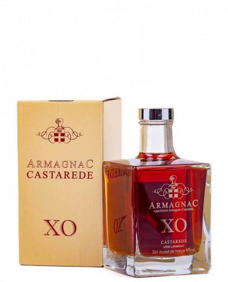Armagnac Castarede XO Carafe 40 %, 500 ml