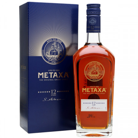 Brandy Metaxa 12 Stele Special Reserve 700 ml