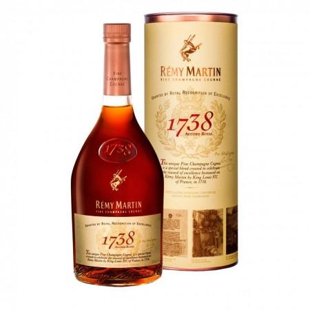 Cognac Remy Martin 1738 40% - 1000 ml