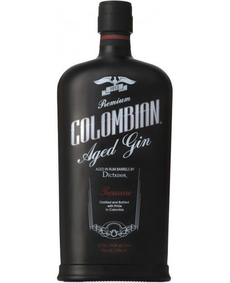 Dictador Colombian Gin Treasure - 700 ml