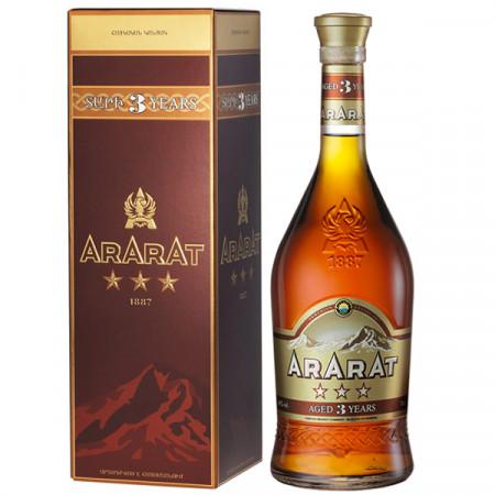 Dvin Ararat 3 stele 700 ml