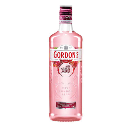 Gordon's Premium Pink Distilled Gin - 1000 ml