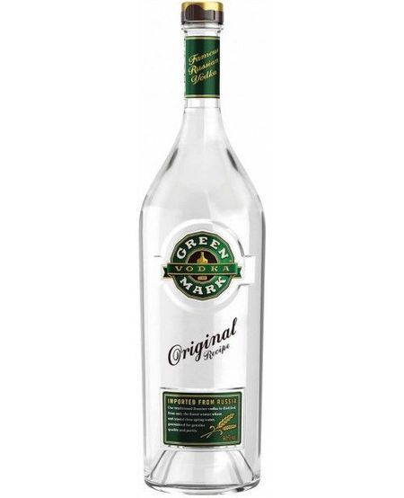 Green Mark Vodka , 700 ml