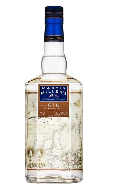 Martin Miller's Westbourne Strenght Gin - 700 ml