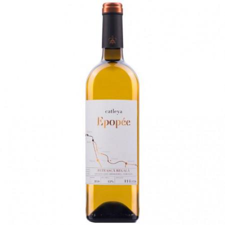Vin Alb Catleya Epopee Feteasca Regala, 750 ml