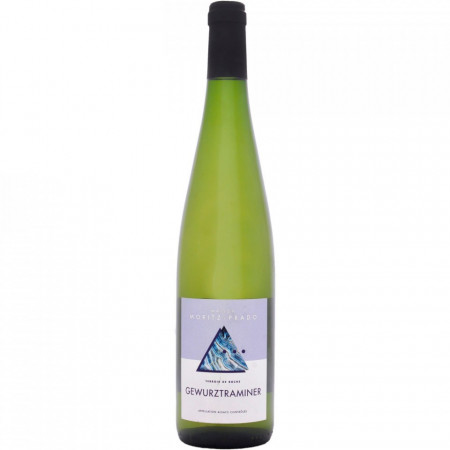 Vin alb sec Moritz Prado, Gewurztraminer 750 ml