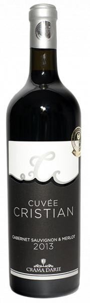 Vin rosu sec Crama Darie Cuvee Cristian, 750 ml