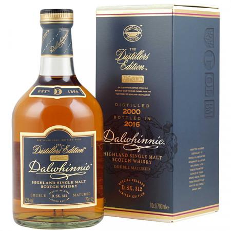 Whisky Dalwhinnie Editia distileriei 700 ml
