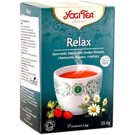 Ceai calmant bio Yogi tea 17 pliculete a cate 1.8g