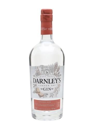Gin DARNLEY'S SPICED GIN 70CL 42.7 % - 700 ml
