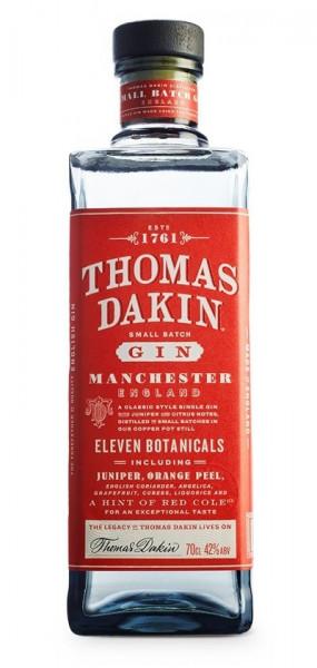 Gin, Thomas Dakin 42%, 700 ml