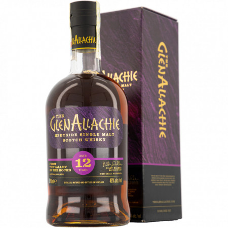 Glenallachie 12 yo