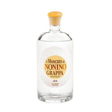 Grappa Nonino Moscato - 700 ml