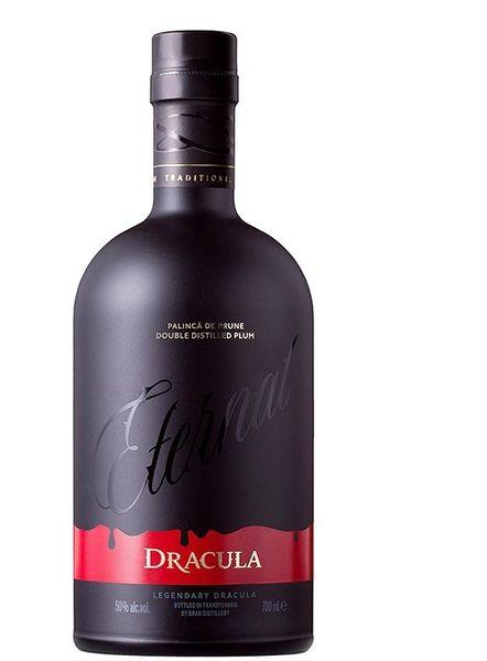 Palinca de prune Eternal Dracula - 700 ml
