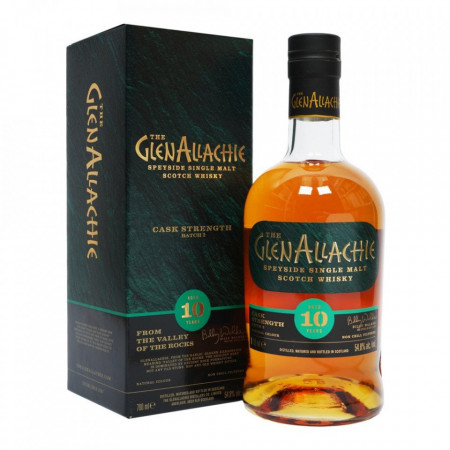 GlenAllachie 10 years Cask Strenght Batch 2