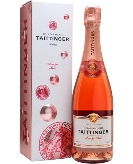 Taittinger Rose Prestige 0.75L