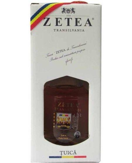 Tuica De Transilvania Zetea - 300 ml 50 %