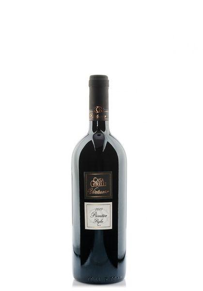 Vin Casa Girelli, Virtuoso, IGT Puglia, Primitivo - 750 ml