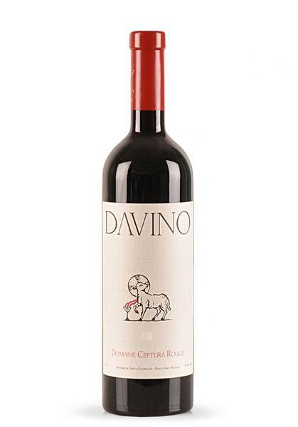 Vin Davino, Ceptura Rosu , 750 ml