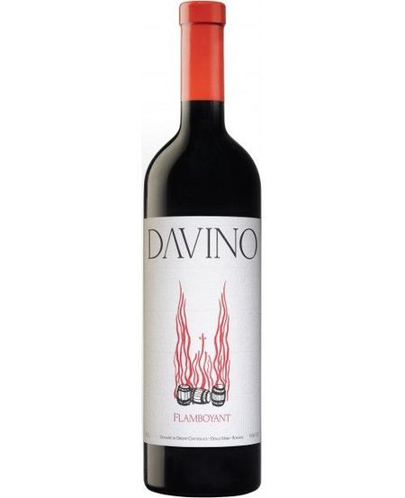 Vin rosu sec Flamboyant Davino 14,5% 2013 - 750 ml