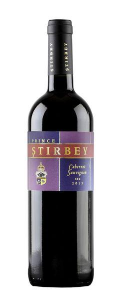 Vin Rosu Stirbey Cabernet Sauvignon 13% - 750 ml