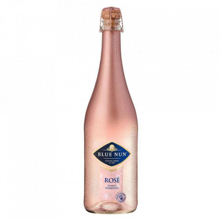 Vin spumant Blue Nun rose , 750 ml