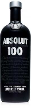 "Vodka Absolut ""100"" 700 ml"
