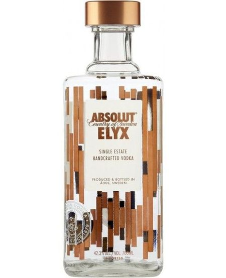 Vodka Absolut Elyx, 700 ml