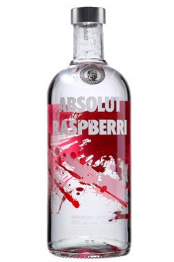 Vodka Absolut Raspberri 700 ml