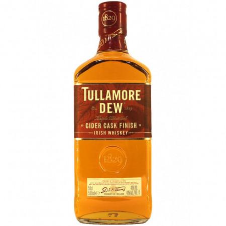 Whiskey irlandez Tullamore Dew Cider Cask Finish, 500 ml