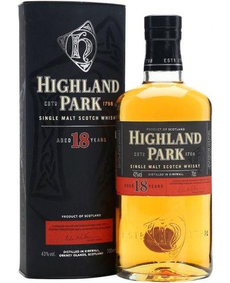 Whisky Highland Park 18 Ani 700 ml