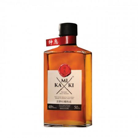 Whisky Kamiki Japanese Blended Malt - 500 ml