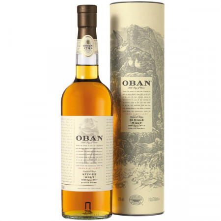 Whisky Oban 14 ani 700 ml