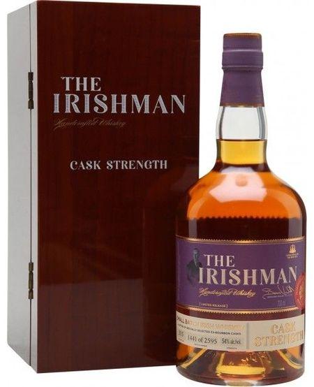 Whisky The Irishman Cask Strength 0.7L