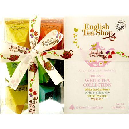 Ceai Alb English Tea Shop 36g
